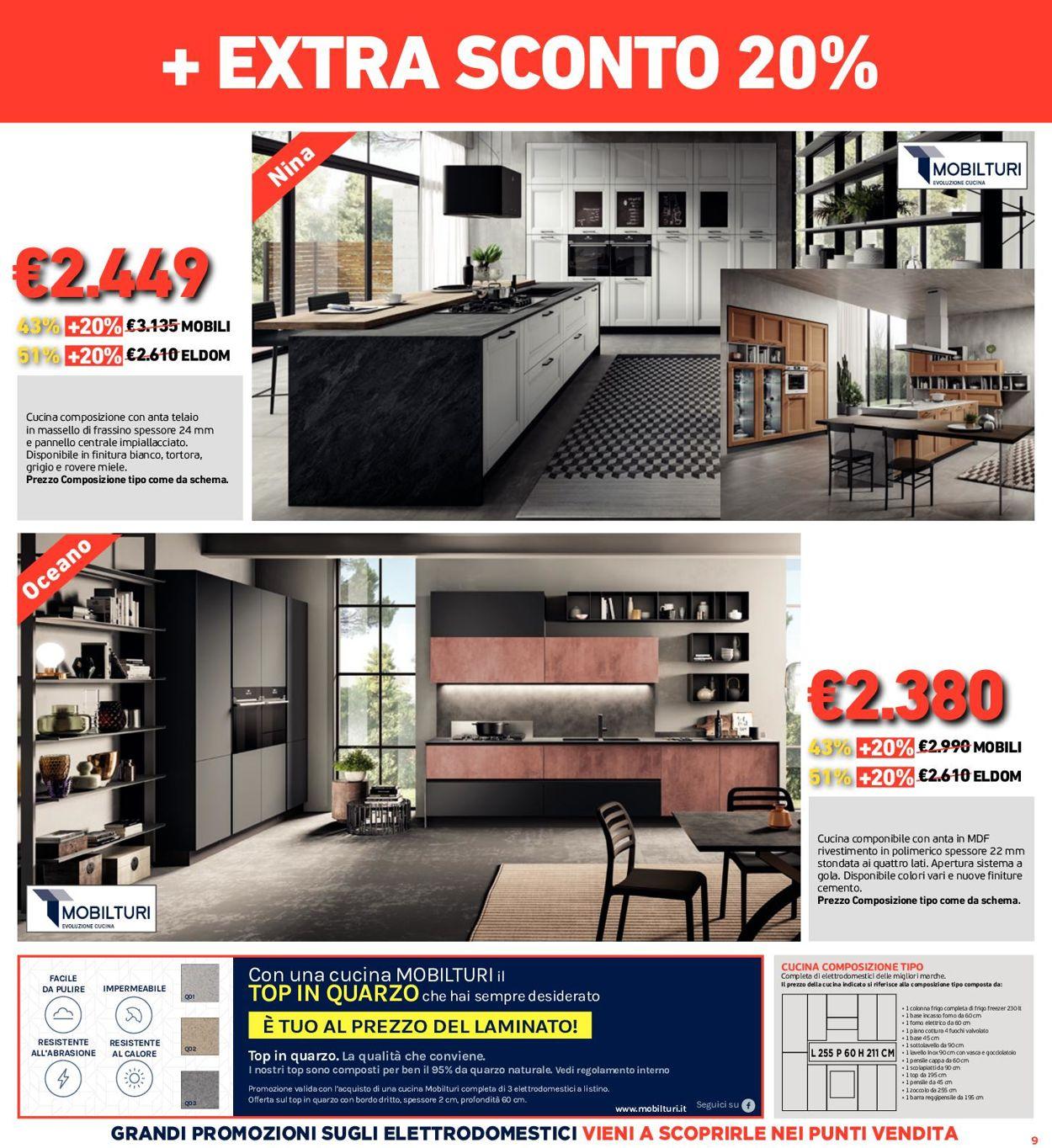 Volantino Grancasa - Offerte 04/01-03/02/2020 (Pagina 9)