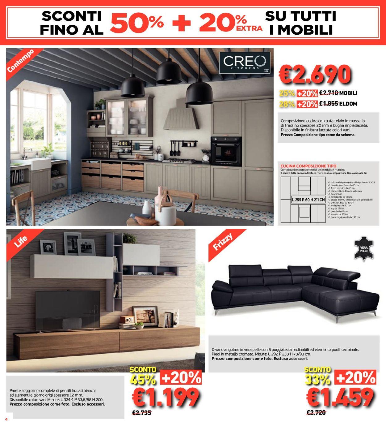 Volantino Grancasa - Offerte 21/02-23/02/2020 (Pagina 4)