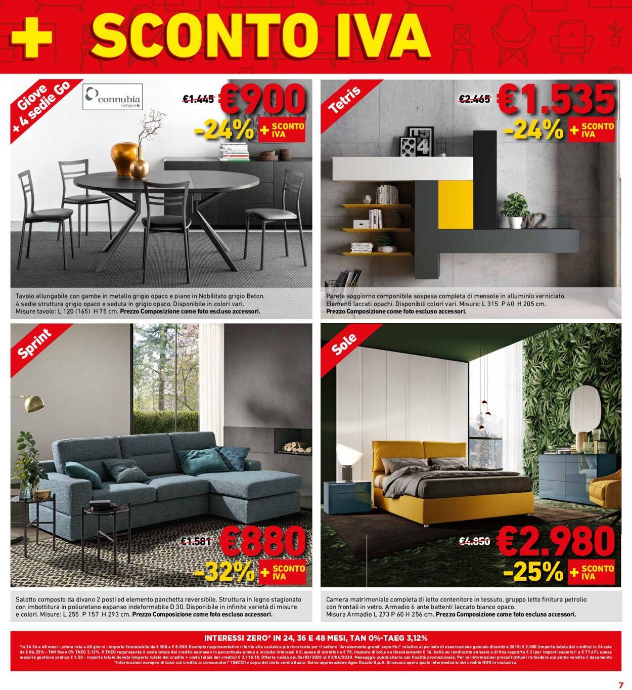 Volantino Grancasa - Offerte 04/03-19/03/2020 (Pagina 7)