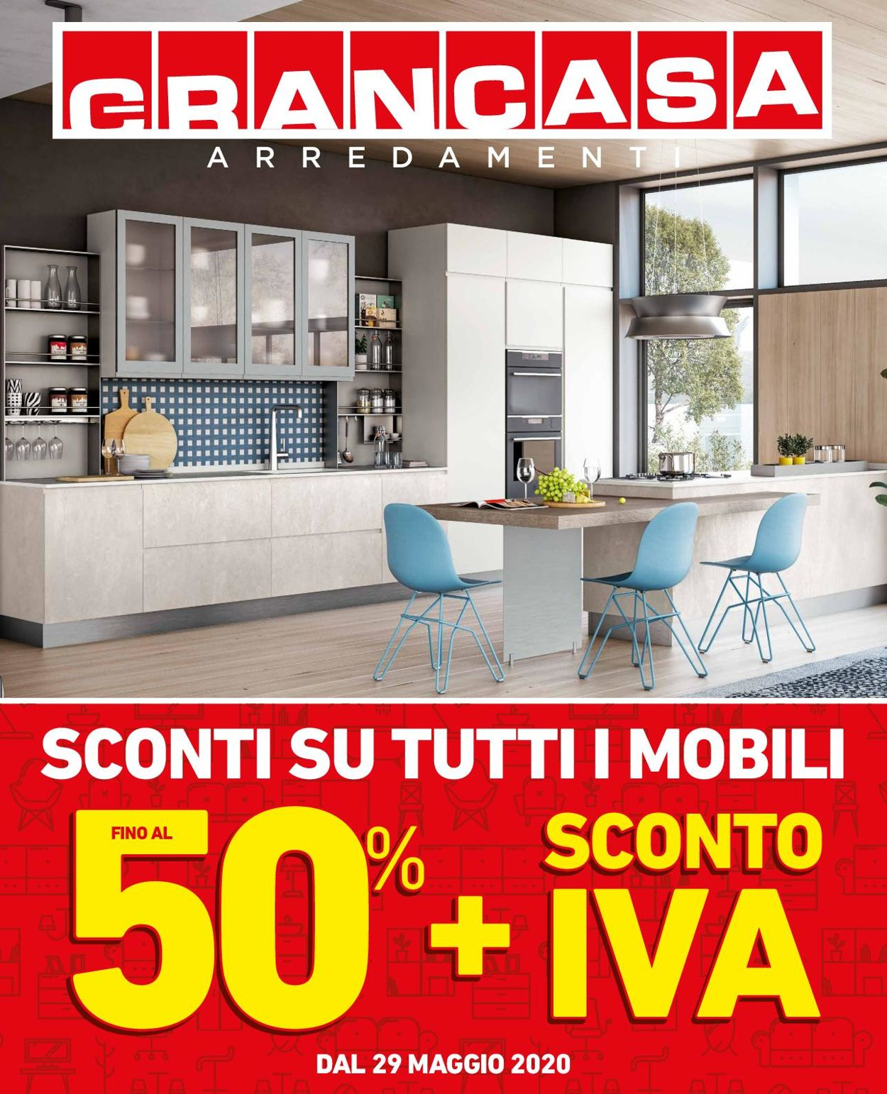 Volantino Grancasa - Offerte 29/05-30/06/2020