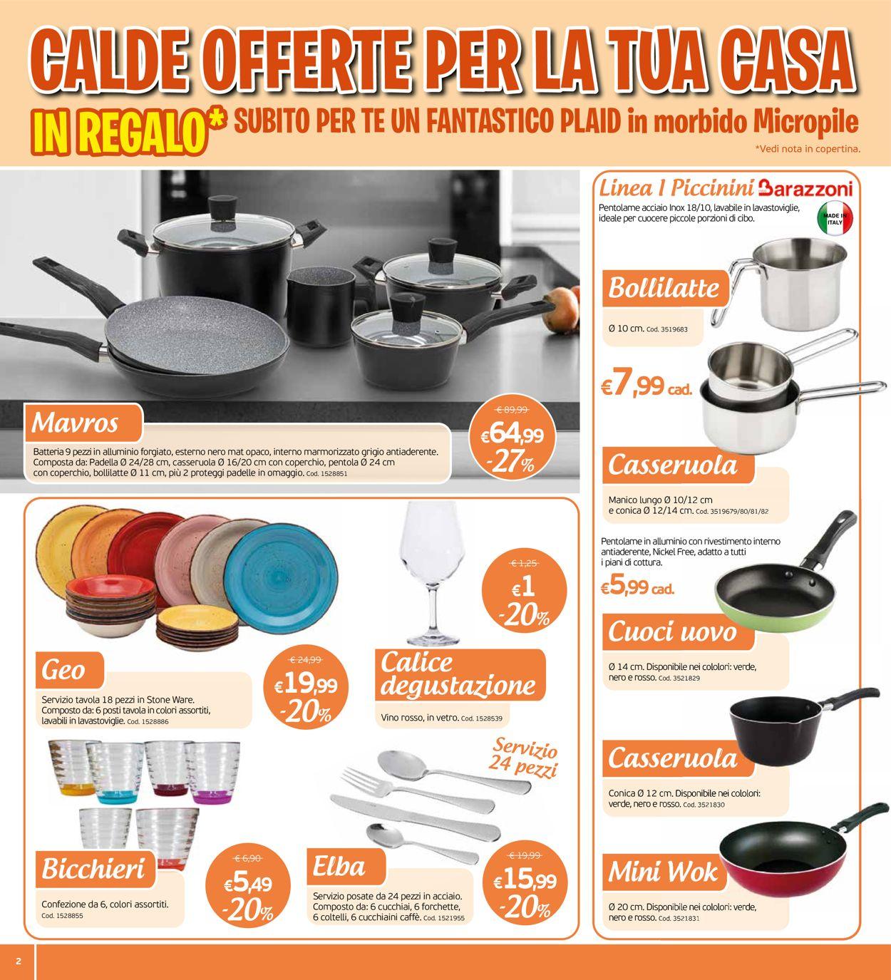Volantino Grancasa - Offerte 03/10-23/10/2020 (Pagina 2)