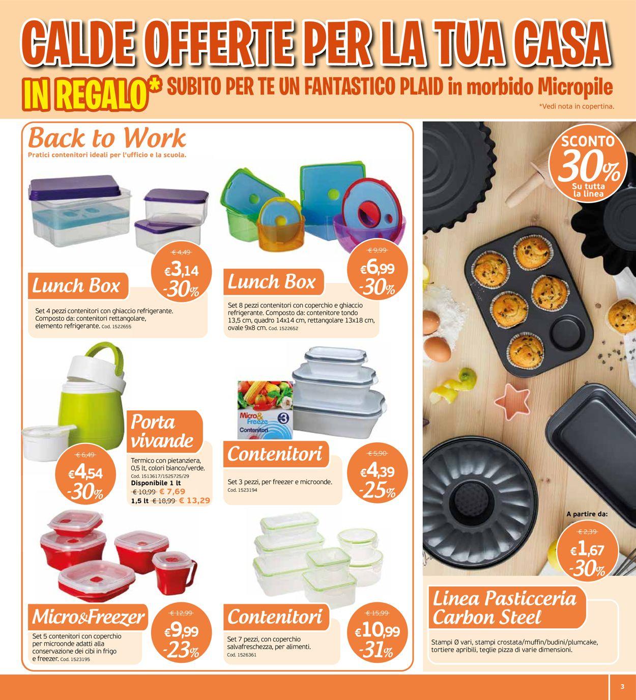 Volantino Grancasa - Offerte 03/10-23/10/2020 (Pagina 3)