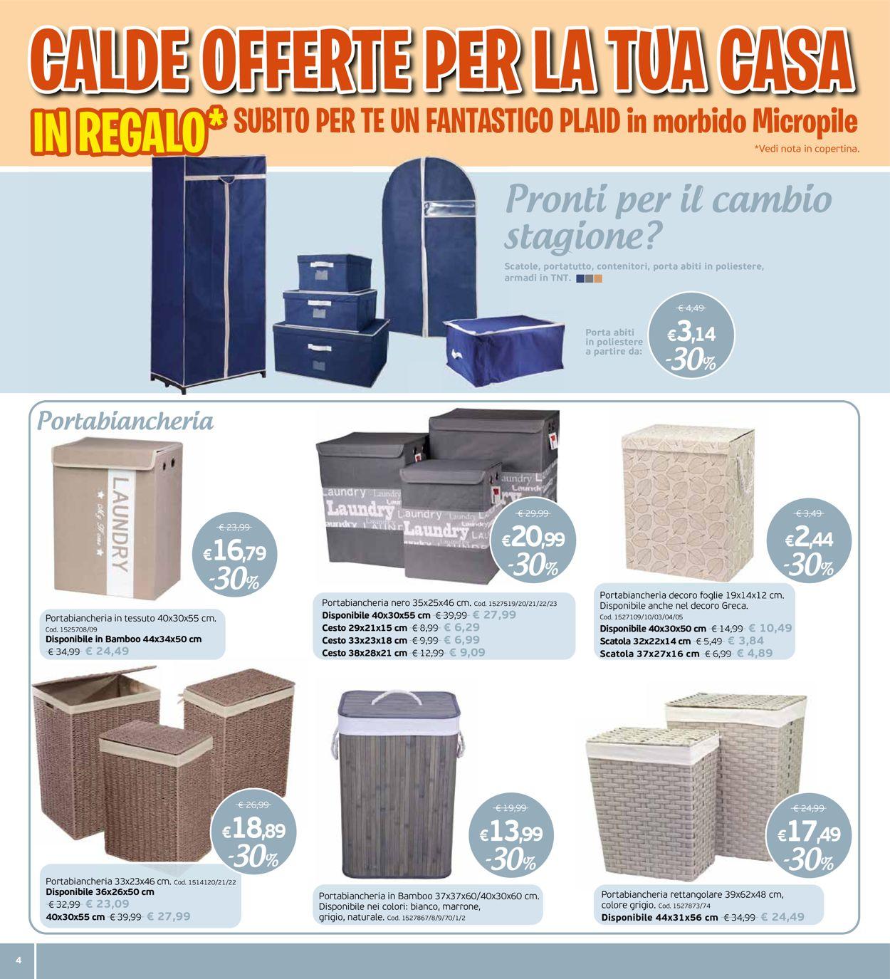 Volantino Grancasa - Offerte 03/10-23/10/2020 (Pagina 4)