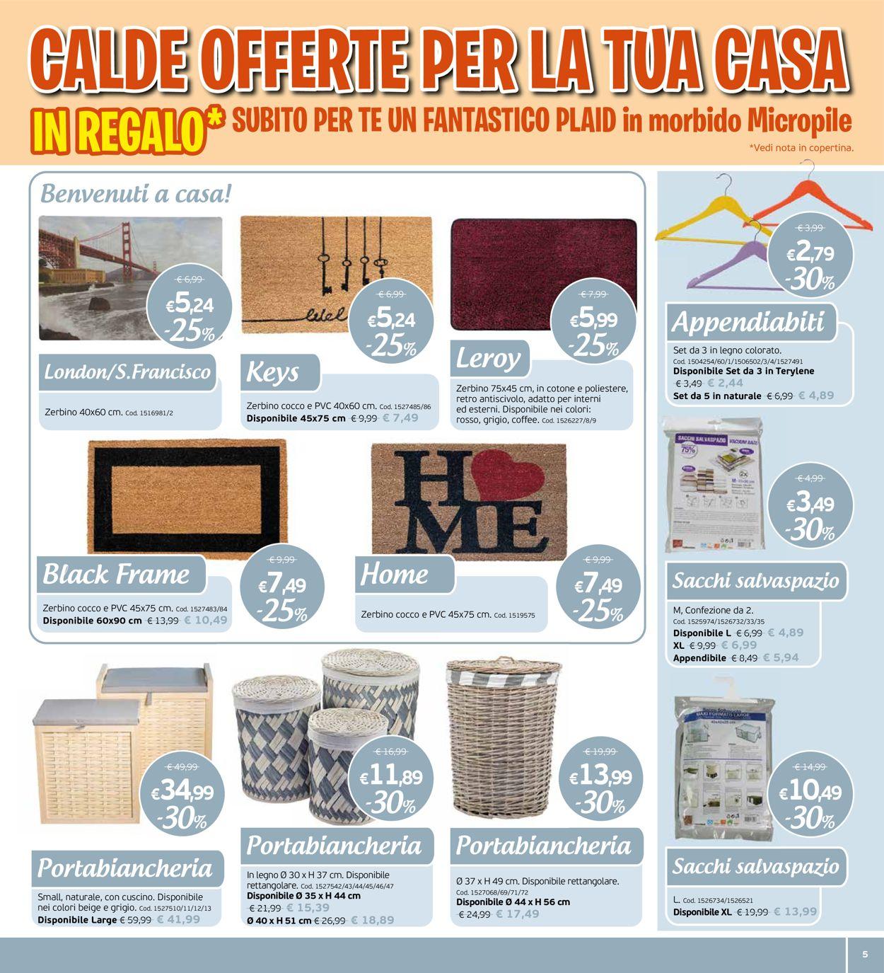 Volantino Grancasa - Offerte 03/10-23/10/2020 (Pagina 5)