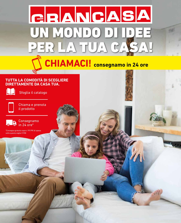 Volantino Grancasa - Offerte 17/11-20/12/2020