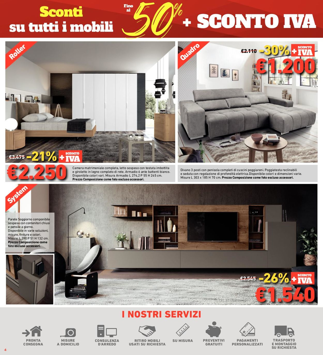 Volantino Grancasa - Offerte 11/06-05/07/2021 (Pagina 4)