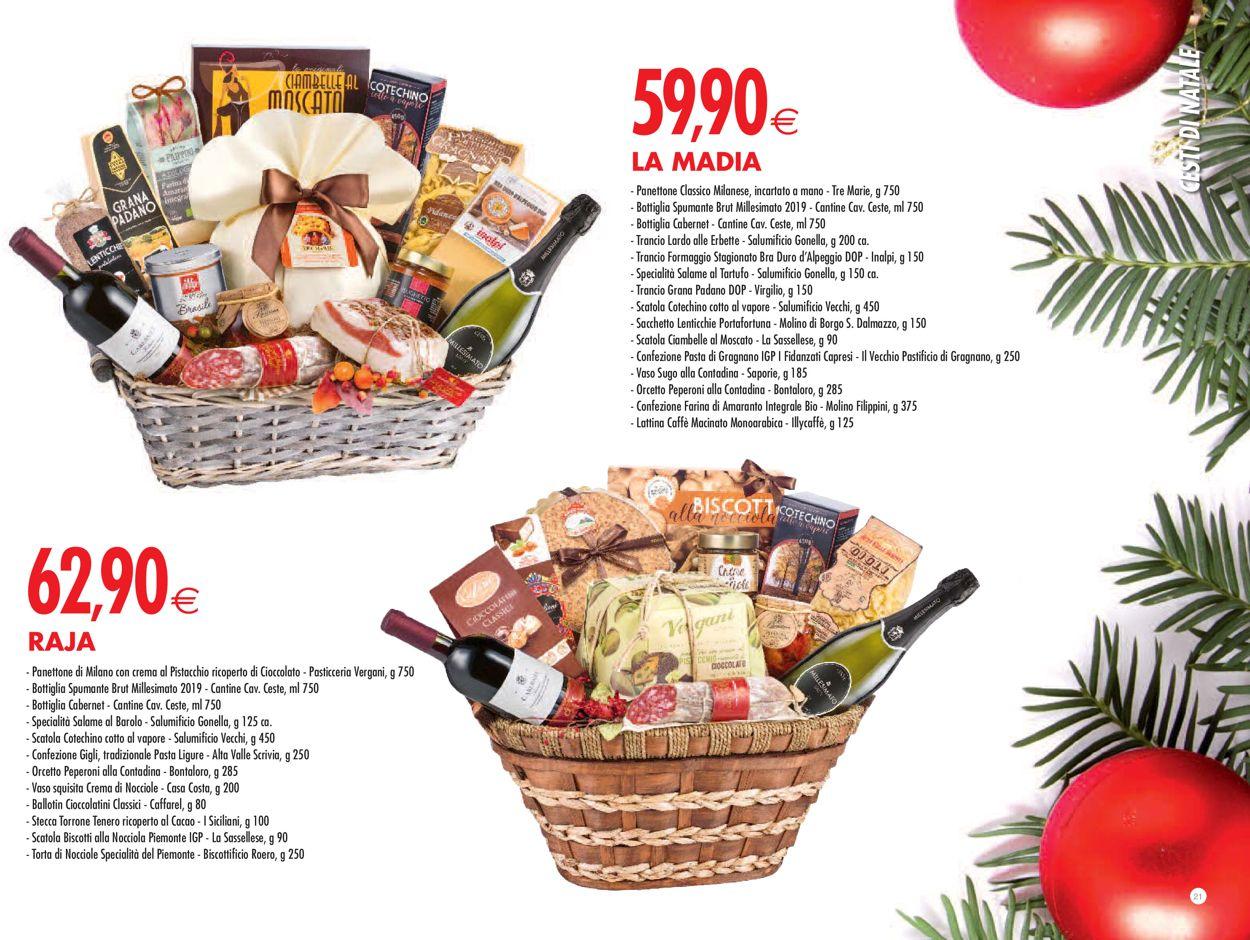 Volantino Gulliver Natale 2020 - Offerte 28/11-17/12/2020 (Pagina 21)