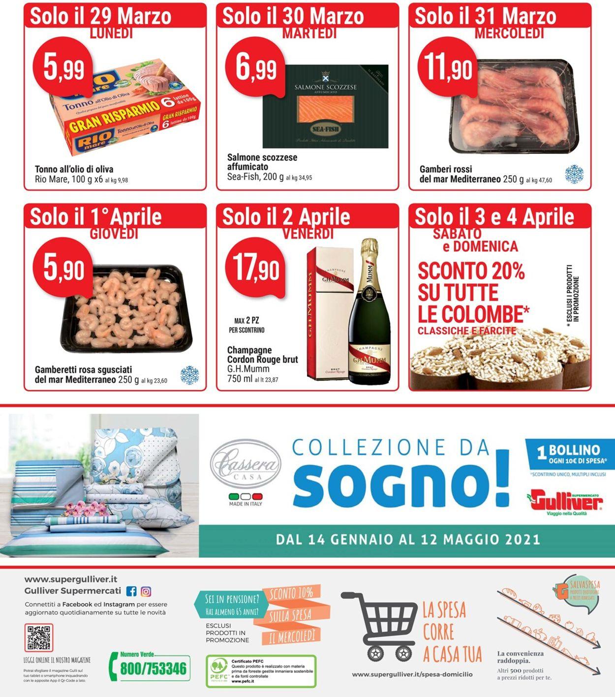 Volantino Gulliver - Pasqua 2021! - Offerte 22/03-05/04/2021 (Pagina 20)