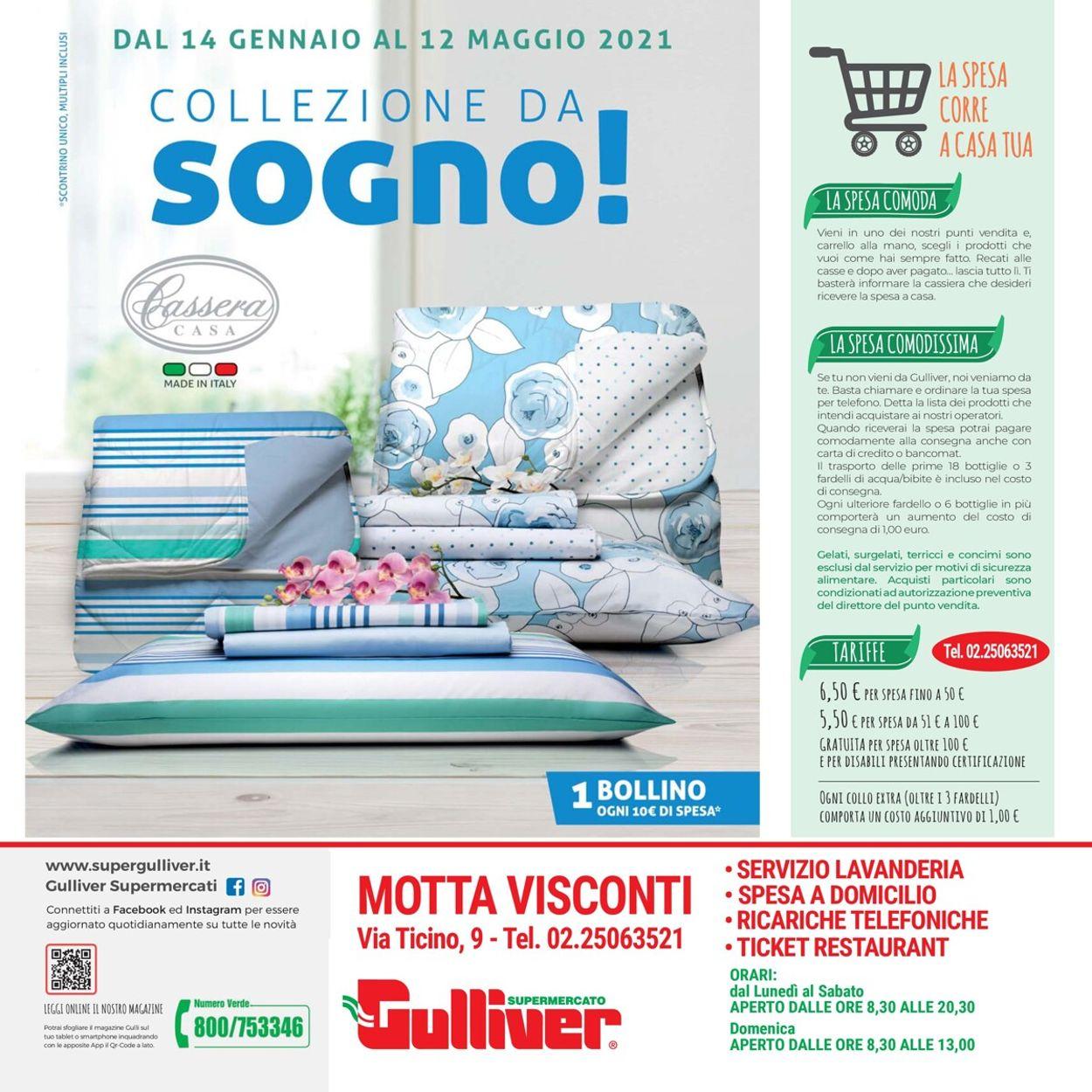 Volantino Gulliver - Offerte 16/04-28/04/2021 (Pagina 20)