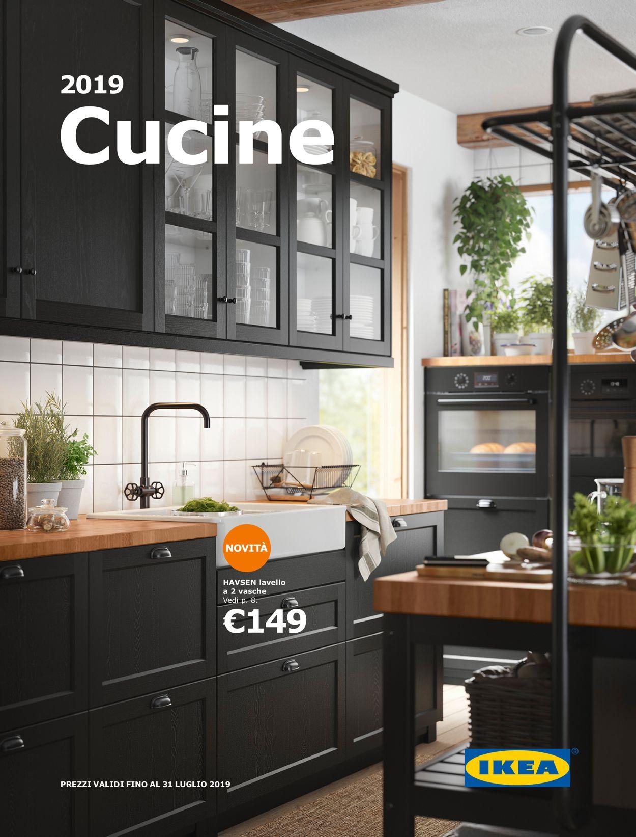 Volantino IKEA - Offerte 01/01-31/08/2019