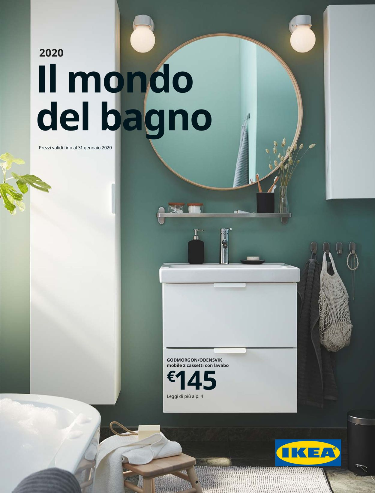 Volantino IKEA - Offerte 01/01-31/01/2020