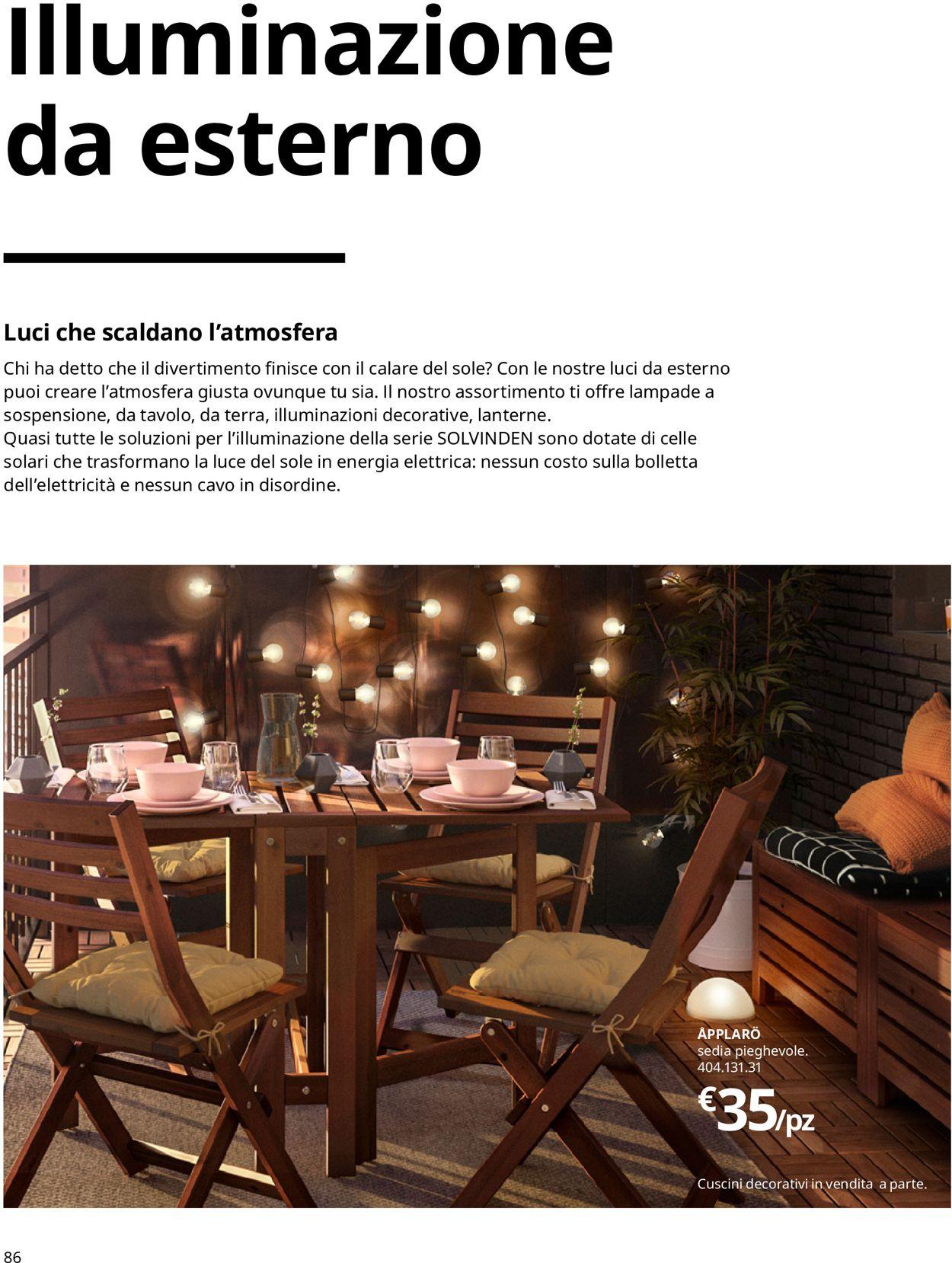 Volantino IKEA - Offerte 01/03-30/09/2021 (Pagina 86)