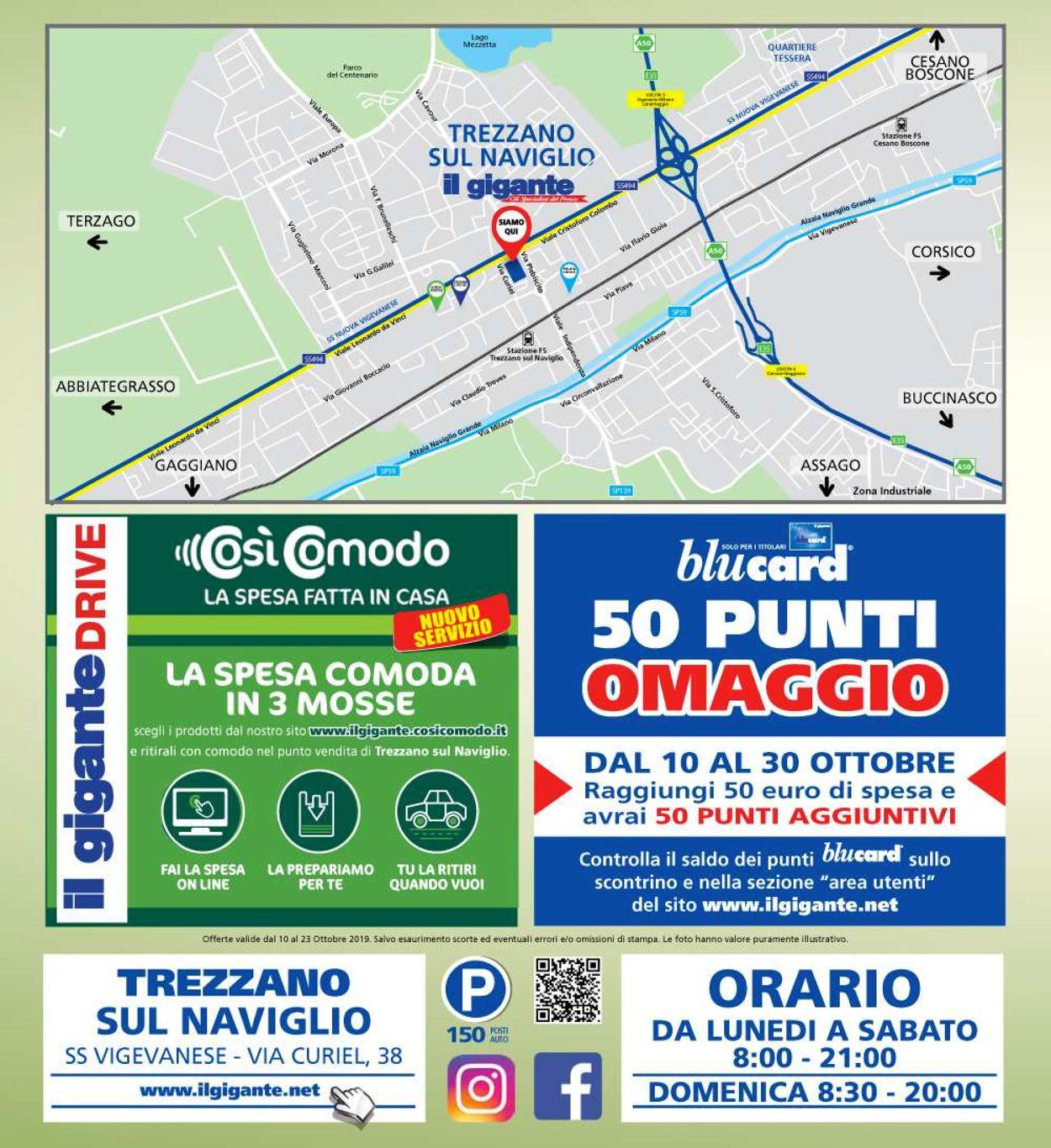 Volantino Il Gigante - Offerte 10/10-23/10/2019 (Pagina 24)