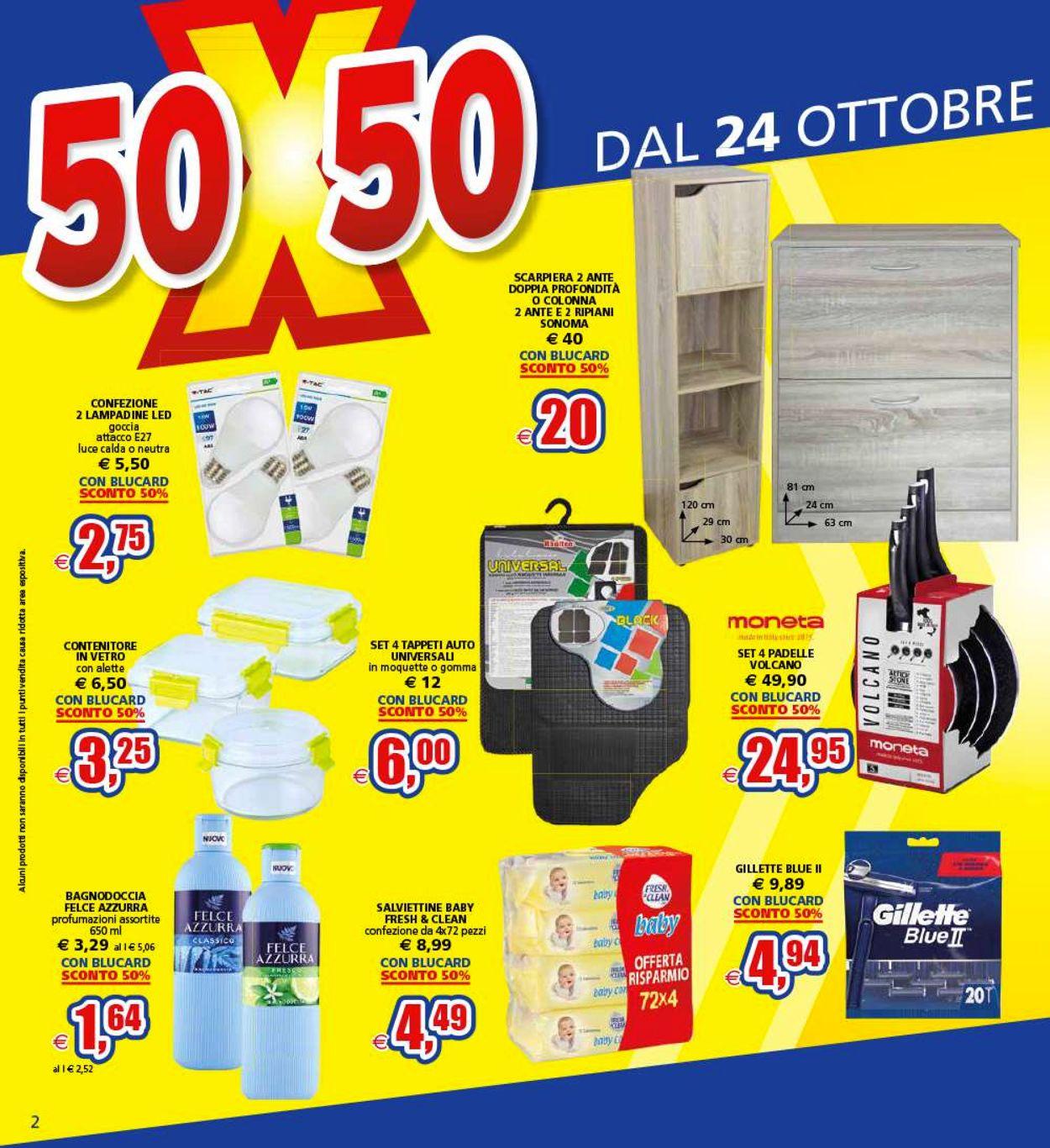 Volantino Il Gigante - Offerte 24/10-06/11/2019 (Pagina 2)