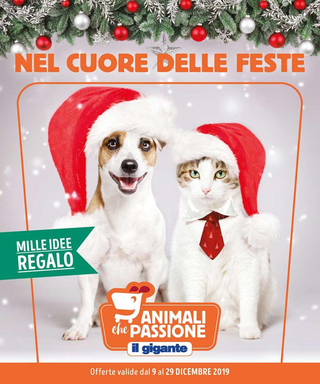Volantino Il volantino natalizio di Il Gigante - Offerte 09/12-29/12/2019