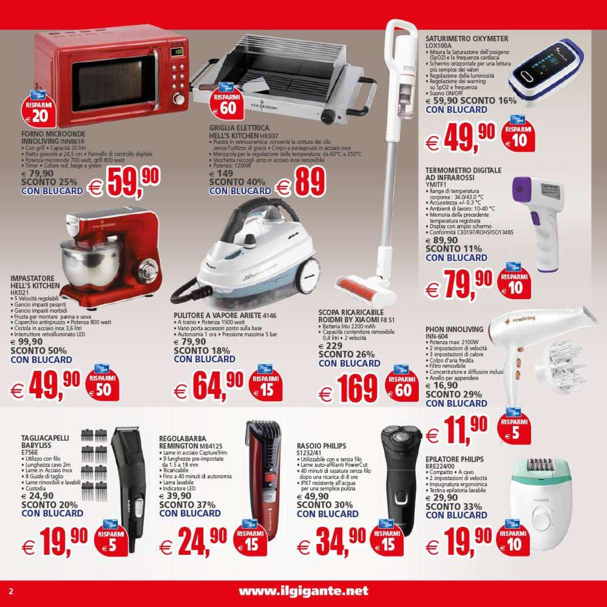 Volantino Il Gigante - Offerte 04/05-20/05/2020 (Pagina 2)