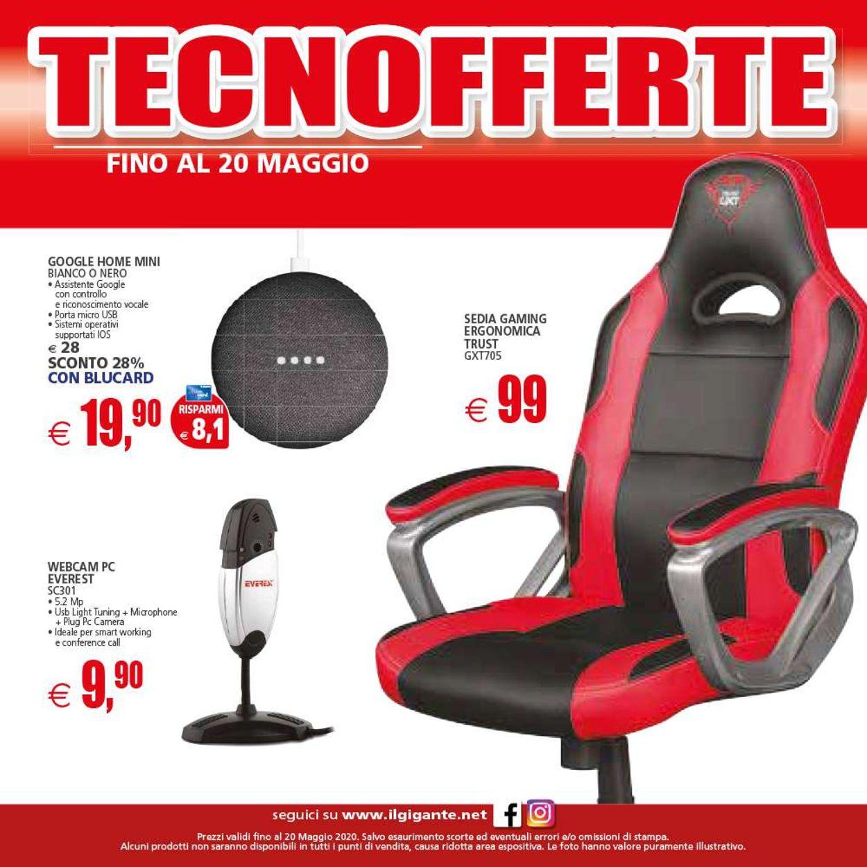 Volantino Il Gigante - Offerte 04/05-20/05/2020 (Pagina 8)