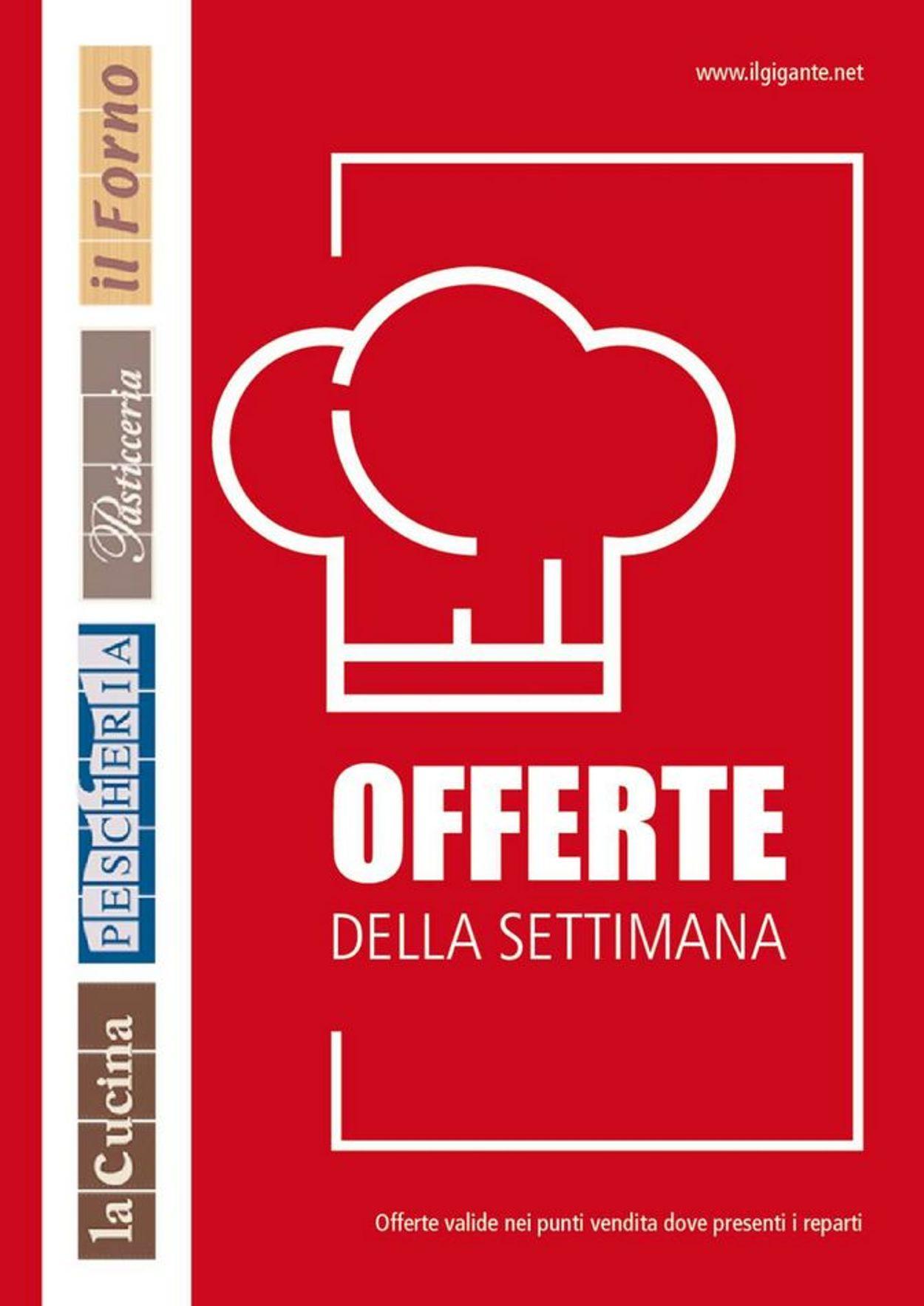 Volantino Il Gigante - Offerte 20/05-30/06/2020