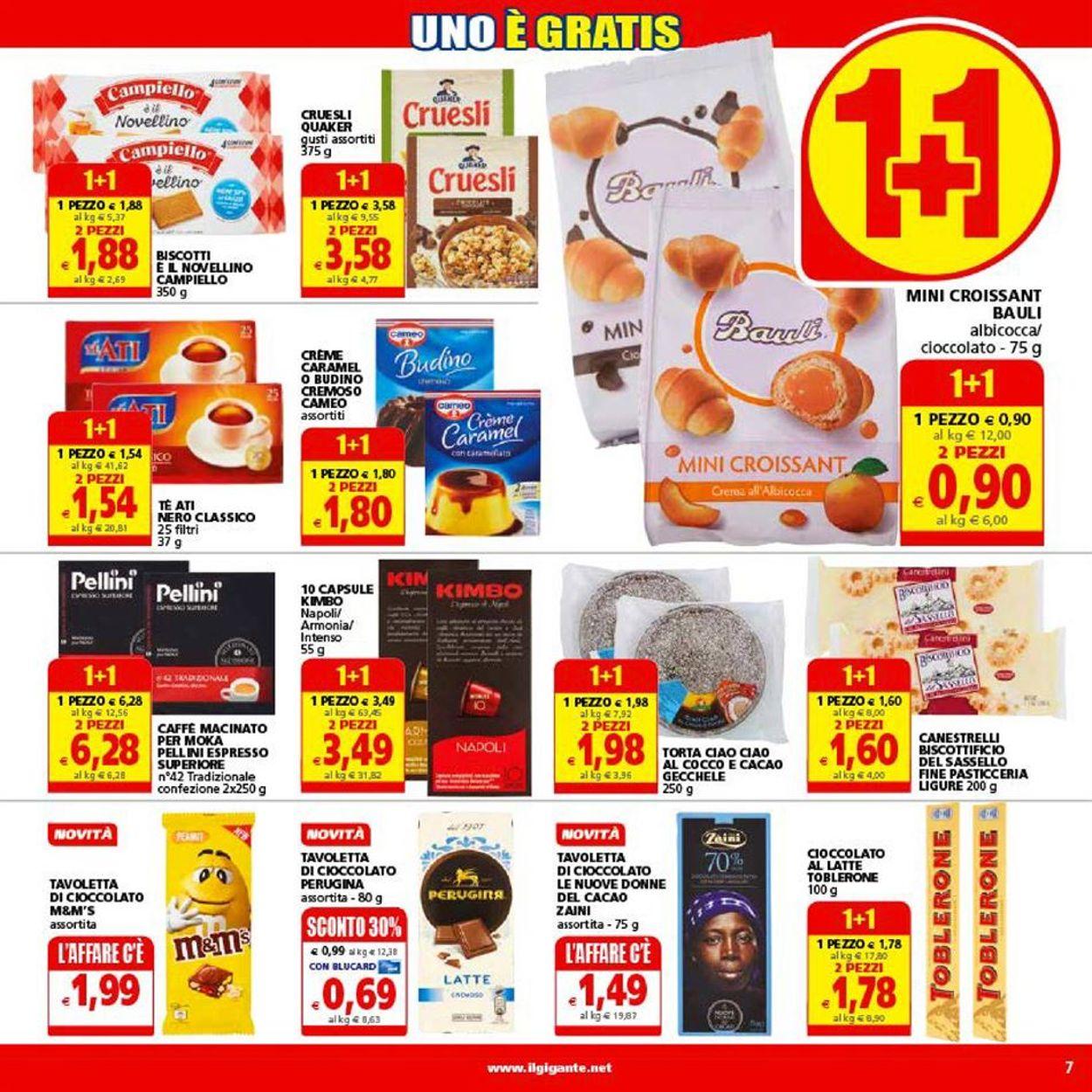 Volantino Il Gigante - Offerte 04/11-15/11/2020 (Pagina 7)