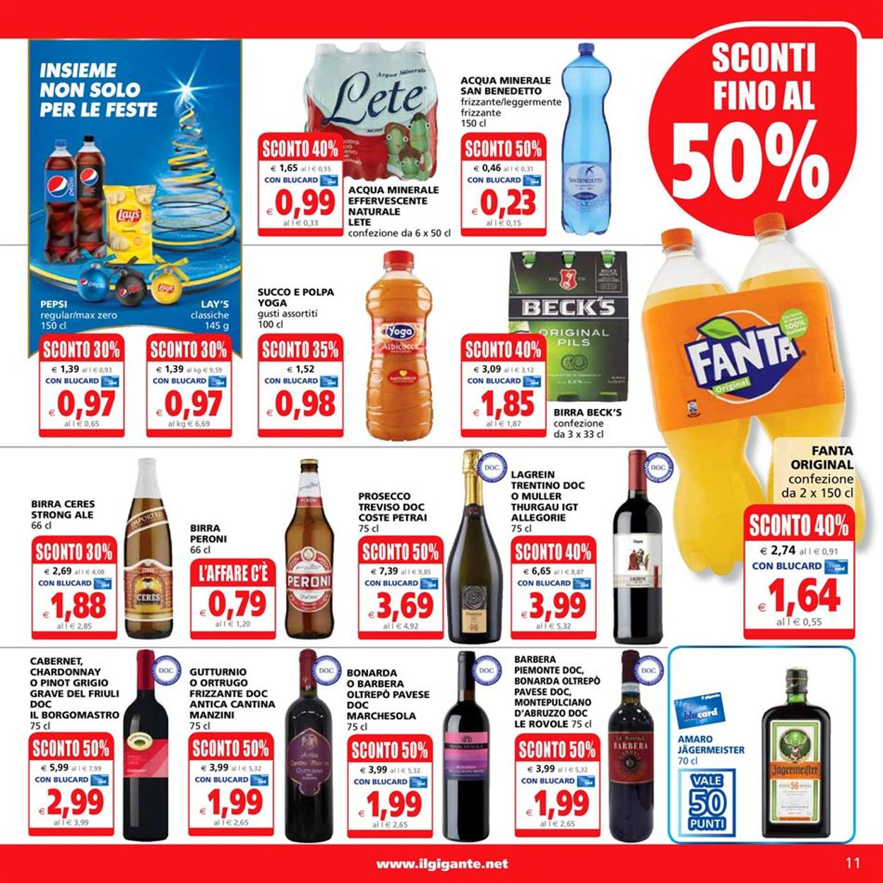 Volantino Il Gigante - Black Friday 2020 - Offerte 16/11-29/11/2020 (Pagina 11)