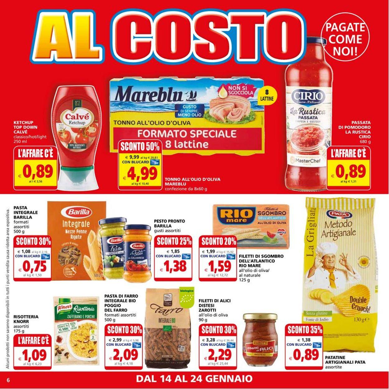 Volantino Il Gigante - Offerte 14/01-24/01/2021 (Pagina 6)