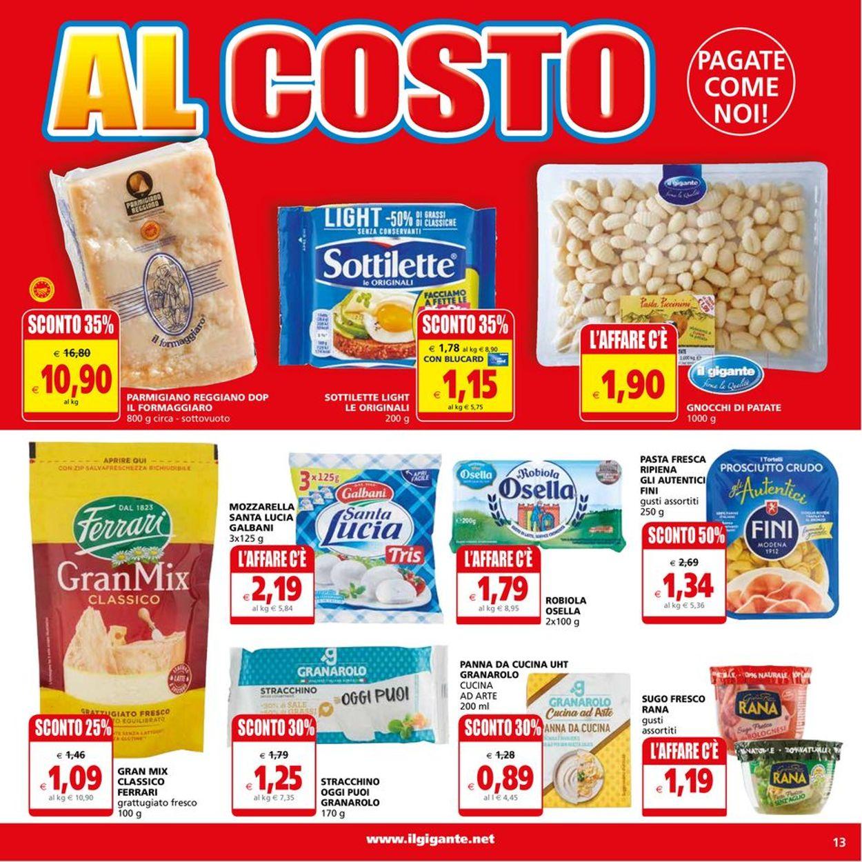 Volantino Il Gigante - Offerte 14/01-24/01/2021 (Pagina 13)