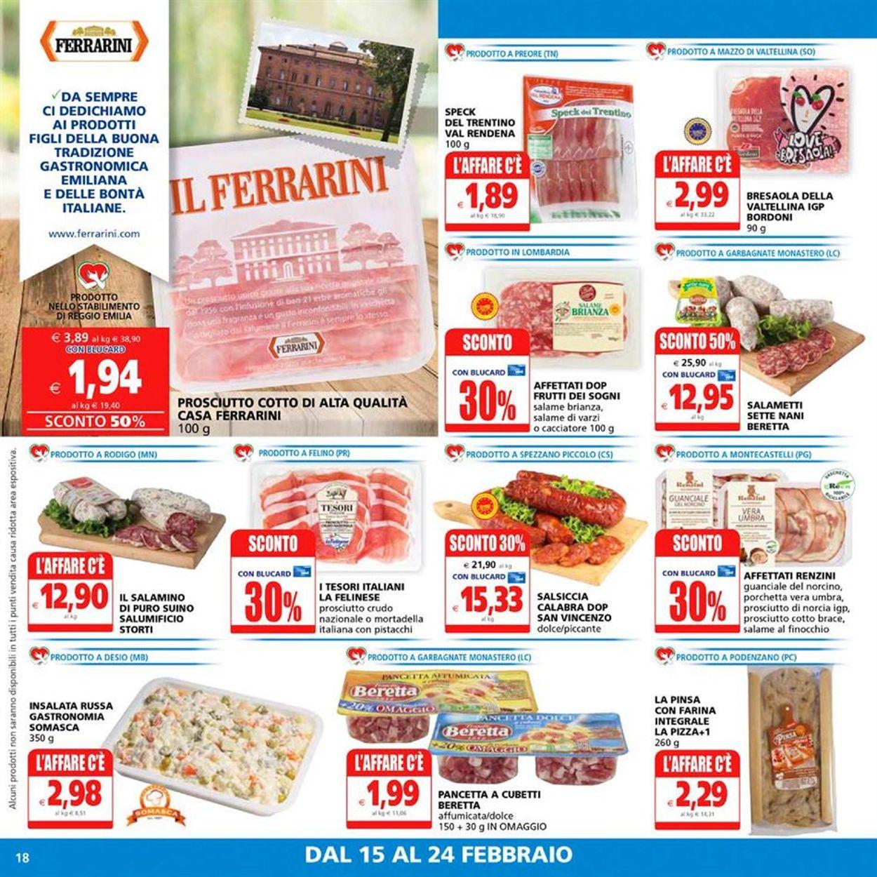 Volantino Il Gigante - Offerte 15/02-24/02/2021 (Pagina 18)