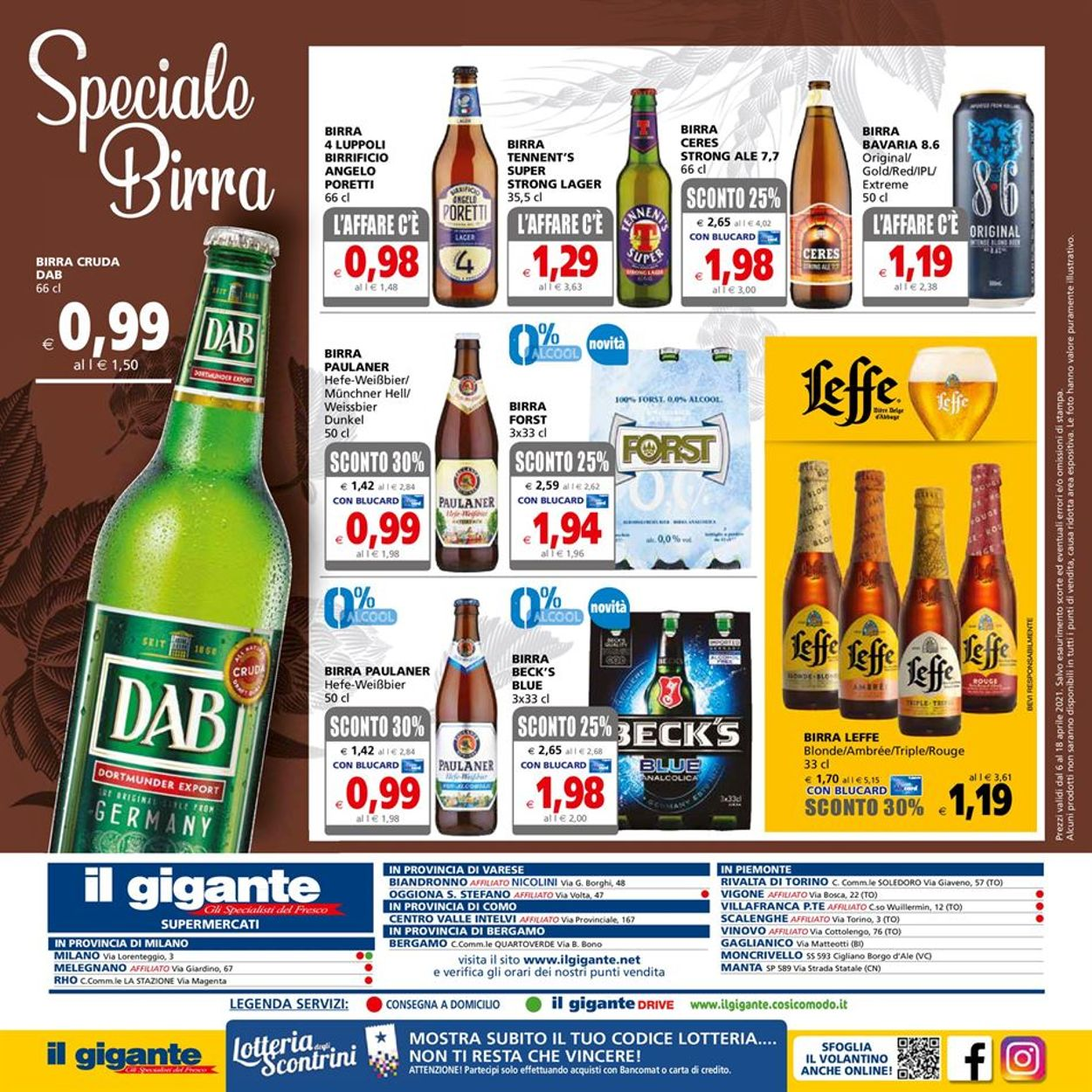 Volantino Il Gigante - Offerte 06/04-18/04/2021 (Pagina 16)