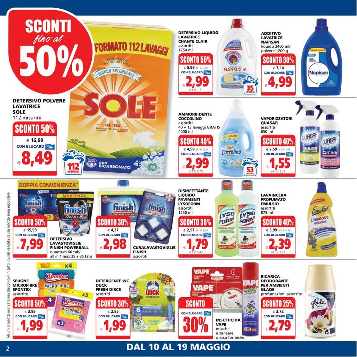 Volantino Il Gigante - Offerte 10/05-19/05/2021 (Pagina 2)