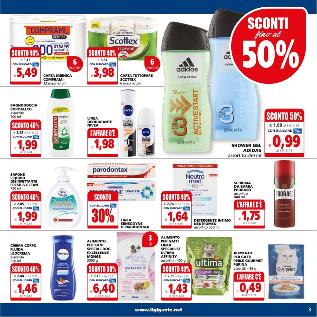 Volantino Il Gigante - Offerte 10/05-19/05/2021 (Pagina 3)