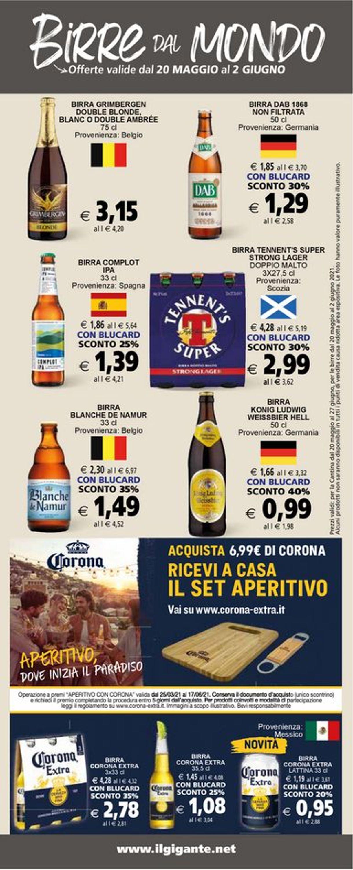 Volantino Il Gigante - Offerte 20/05-02/06/2021 (Pagina 12)