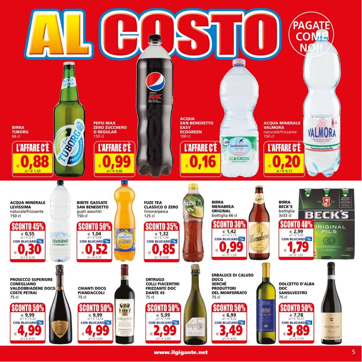 Volantino Il Gigante - Offerte 20/05-30/05/2021 (Pagina 5)