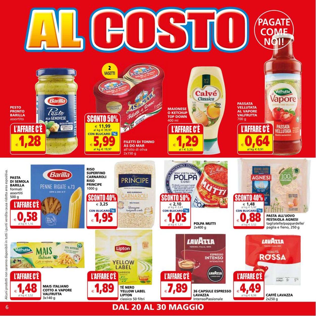 Volantino Il Gigante - Offerte 20/05-30/05/2021 (Pagina 6)