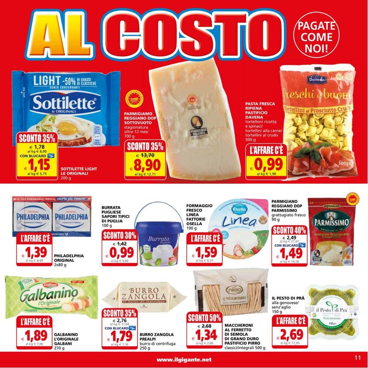 Volantino Il Gigante - Offerte 20/05-30/05/2021 (Pagina 11)