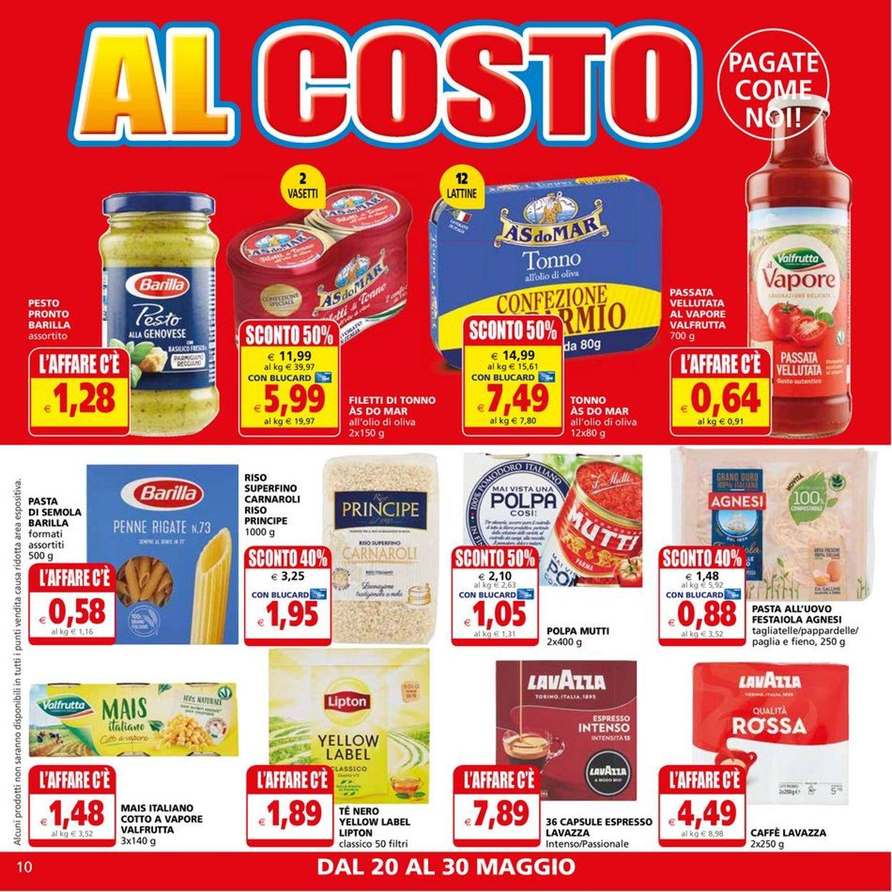 Volantino Il Gigante - Offerte 20/05-30/05/2021 (Pagina 10)