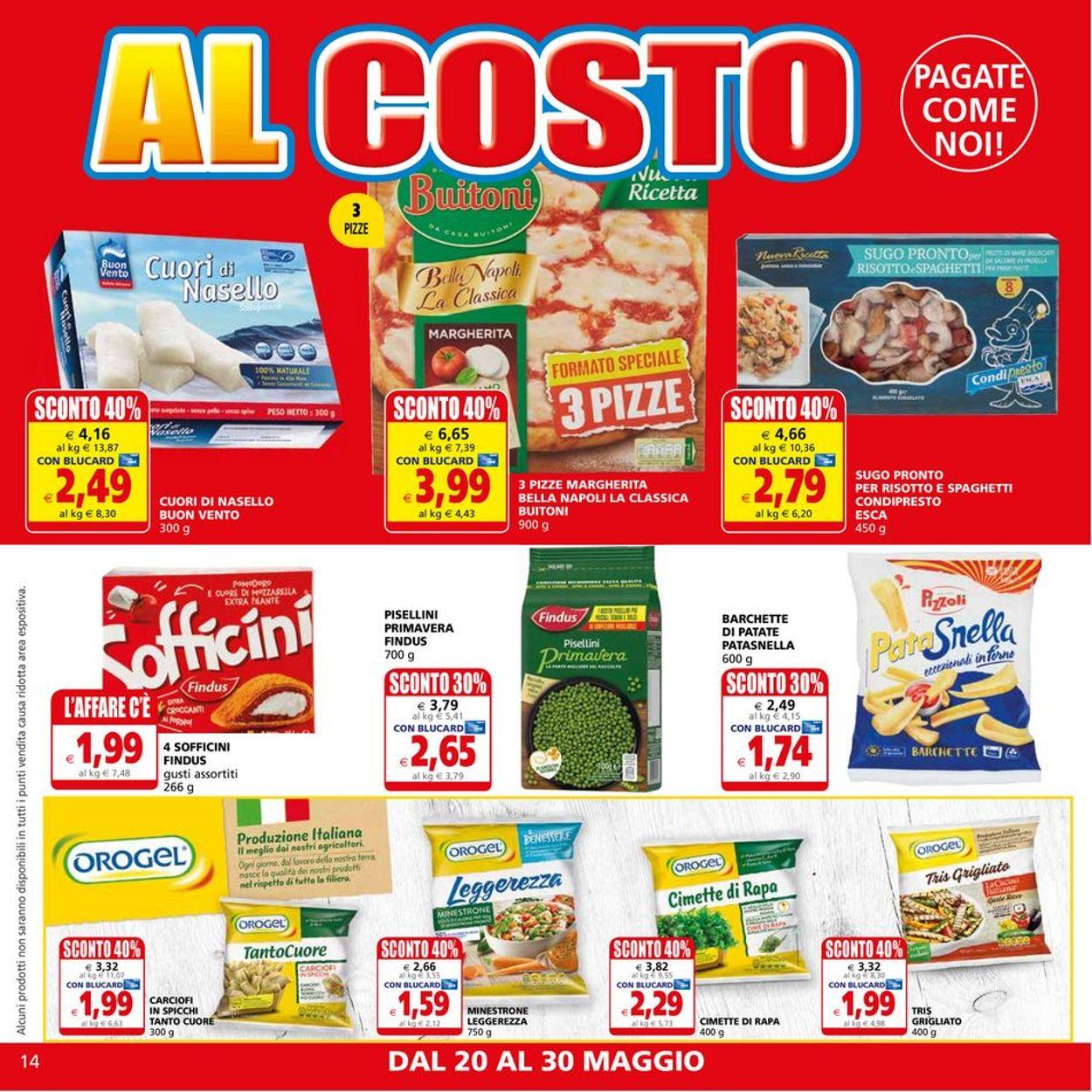 Volantino Il Gigante - Offerte 20/05-30/05/2021 (Pagina 14)