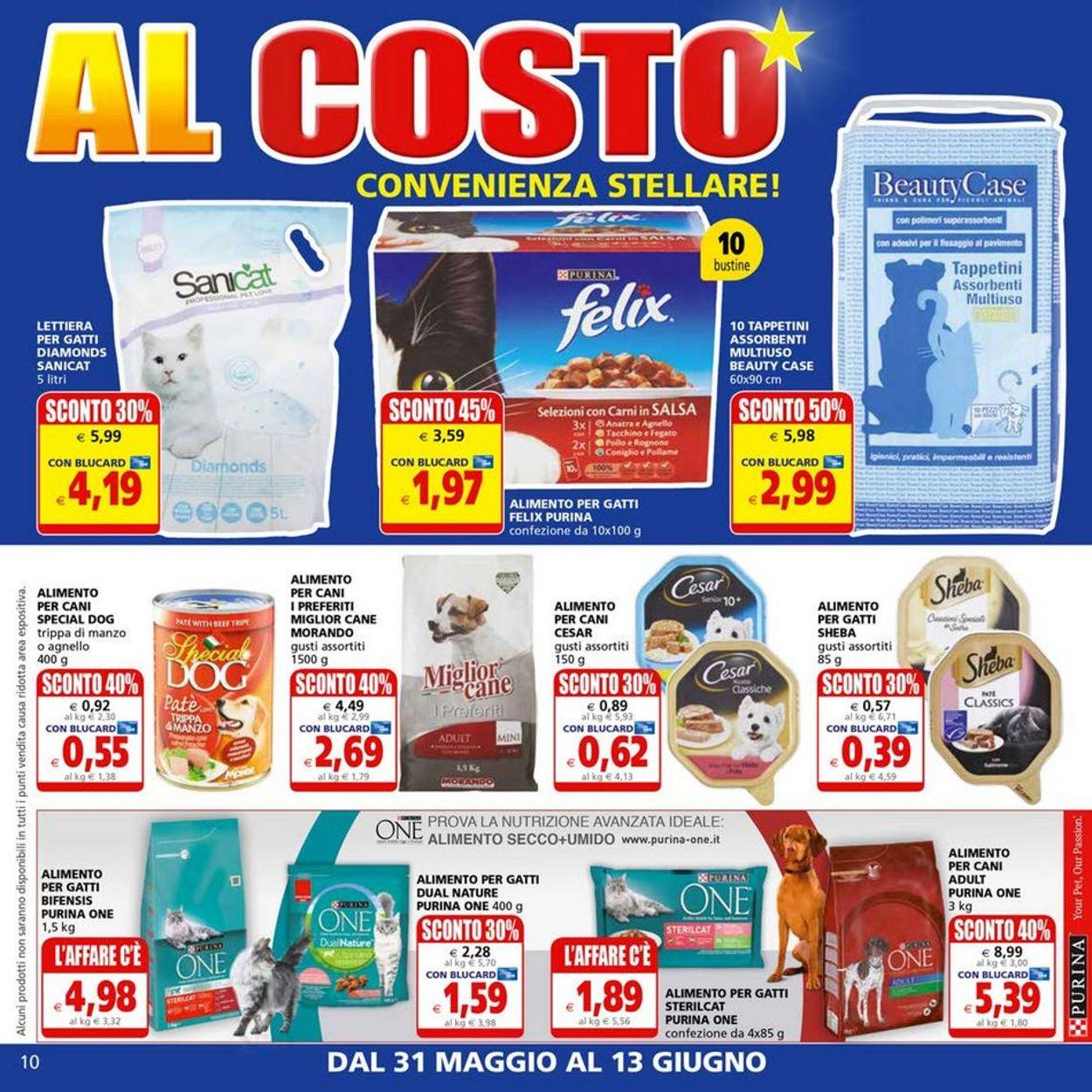 Volantino Il Gigante - Offerte 31/05-13/06/2021 (Pagina 10)