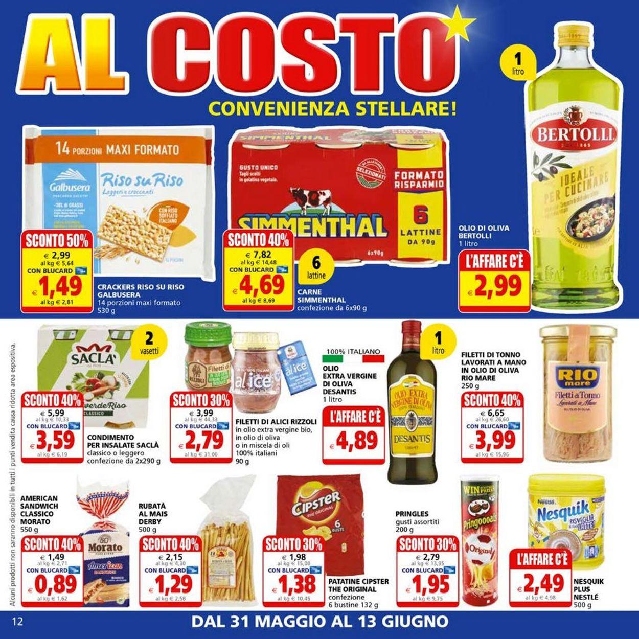 Volantino Il Gigante - Offerte 31/05-13/06/2021 (Pagina 12)