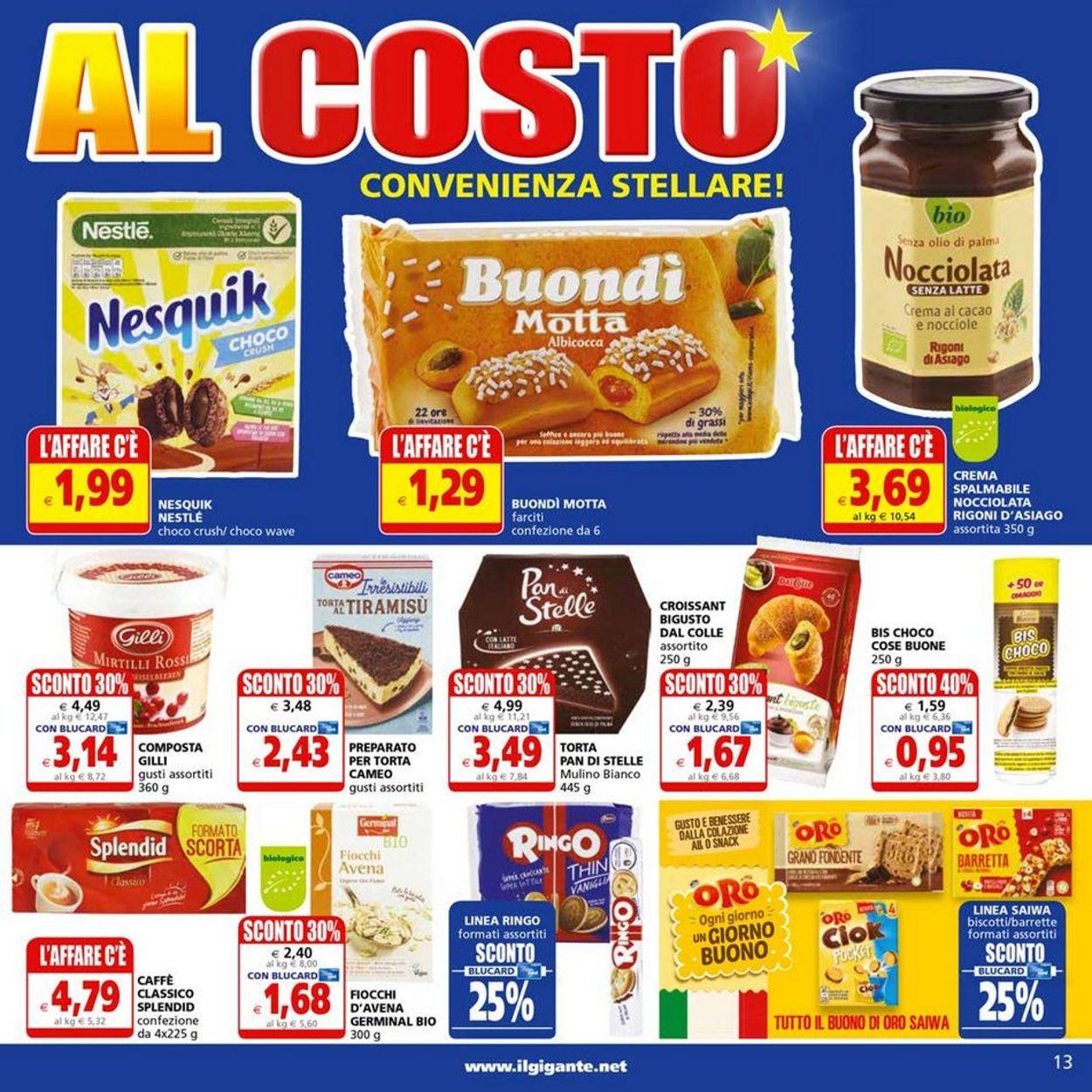 Volantino Il Gigante - Offerte 31/05-13/06/2021 (Pagina 13)