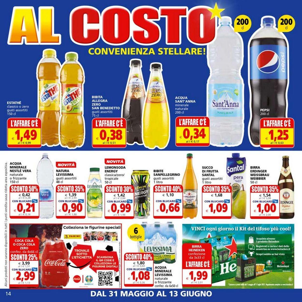 Volantino Il Gigante - Offerte 31/05-13/06/2021 (Pagina 14)