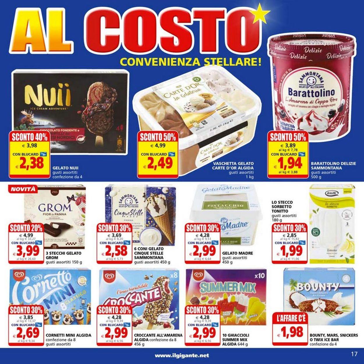 Volantino Il Gigante - Offerte 31/05-13/06/2021 (Pagina 17)