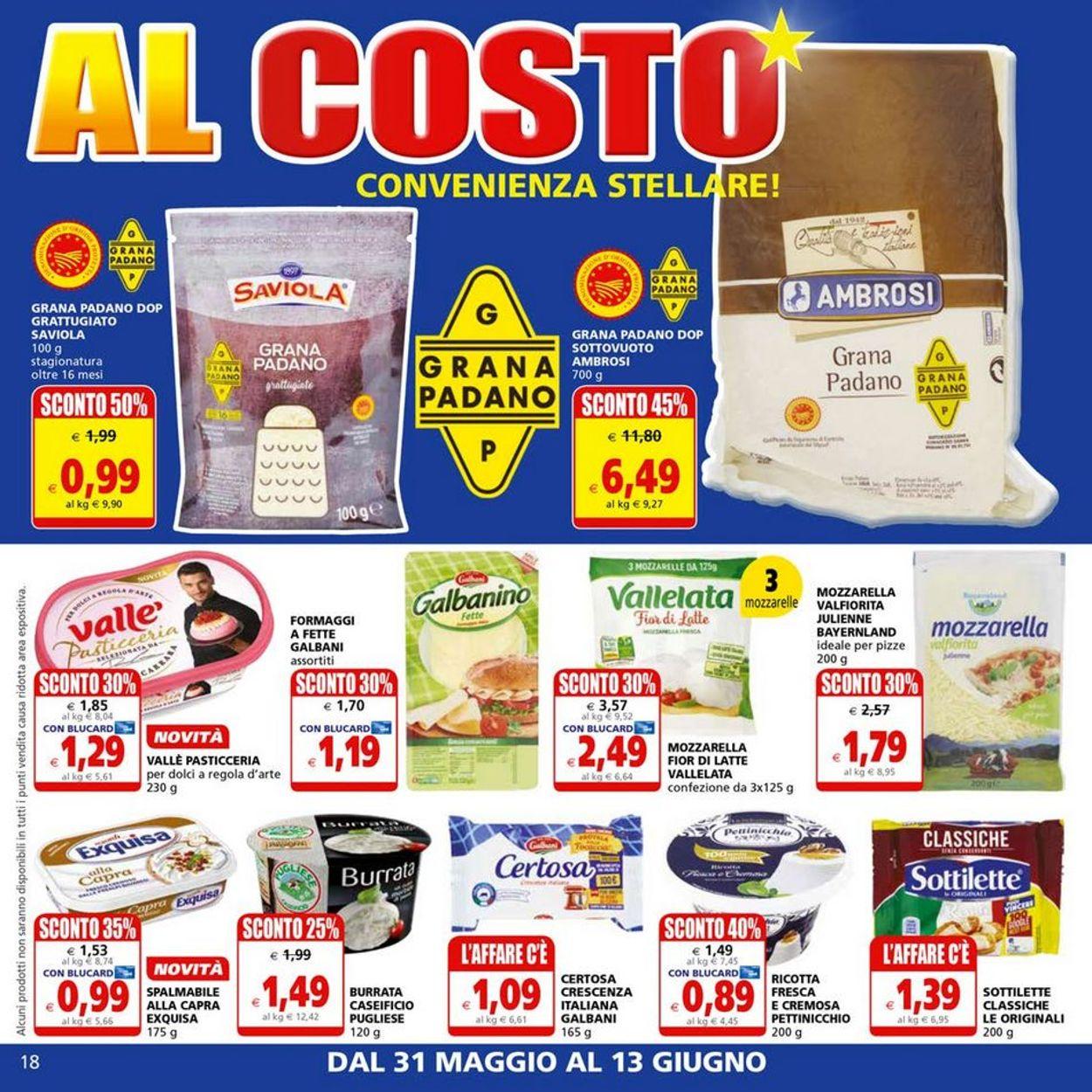 Volantino Il Gigante - Offerte 31/05-13/06/2021 (Pagina 18)