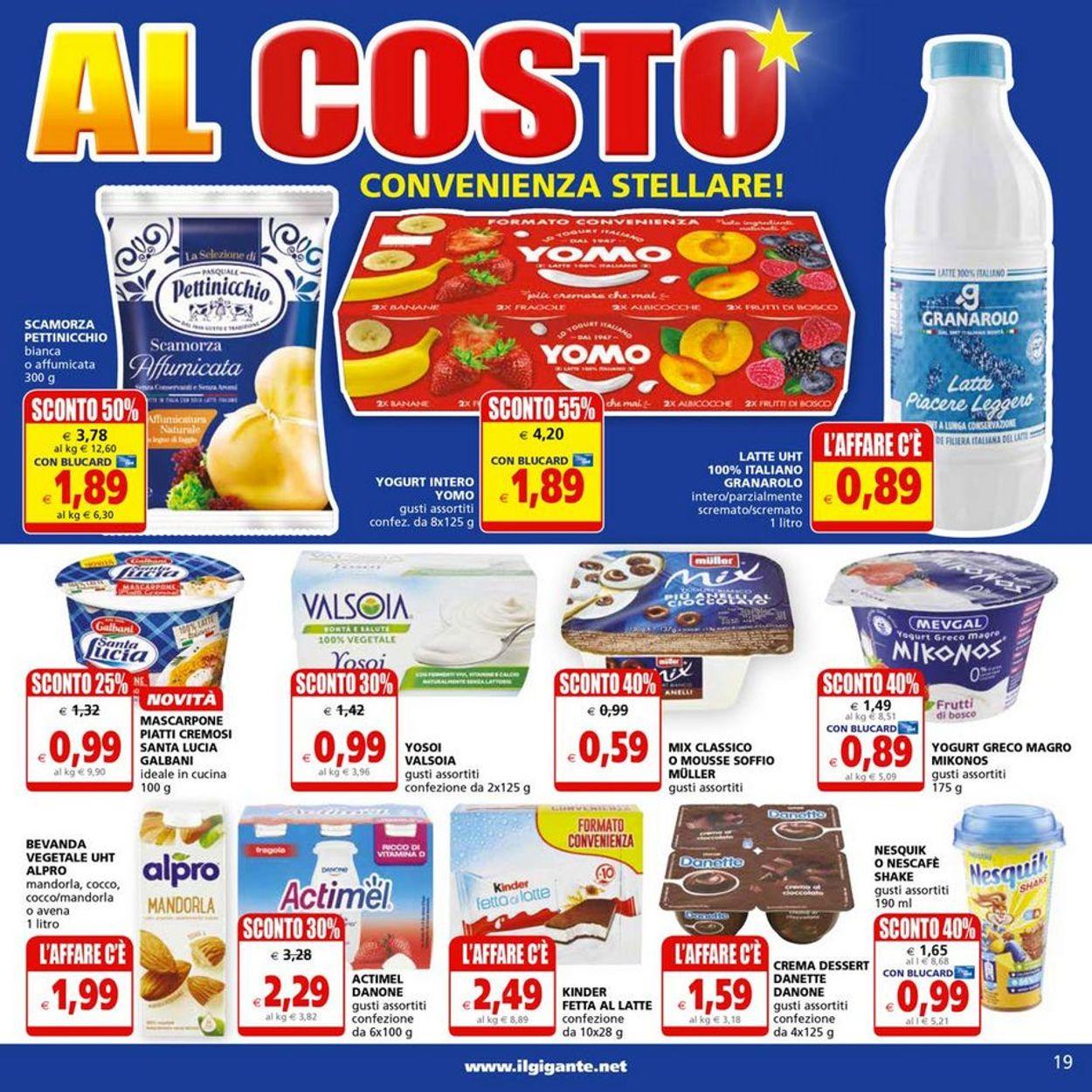 Volantino Il Gigante - Offerte 31/05-13/06/2021 (Pagina 19)