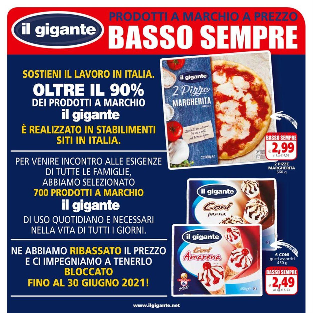 Volantino Il Gigante - Offerte 14/06-23/06/2021 (Pagina 2)
