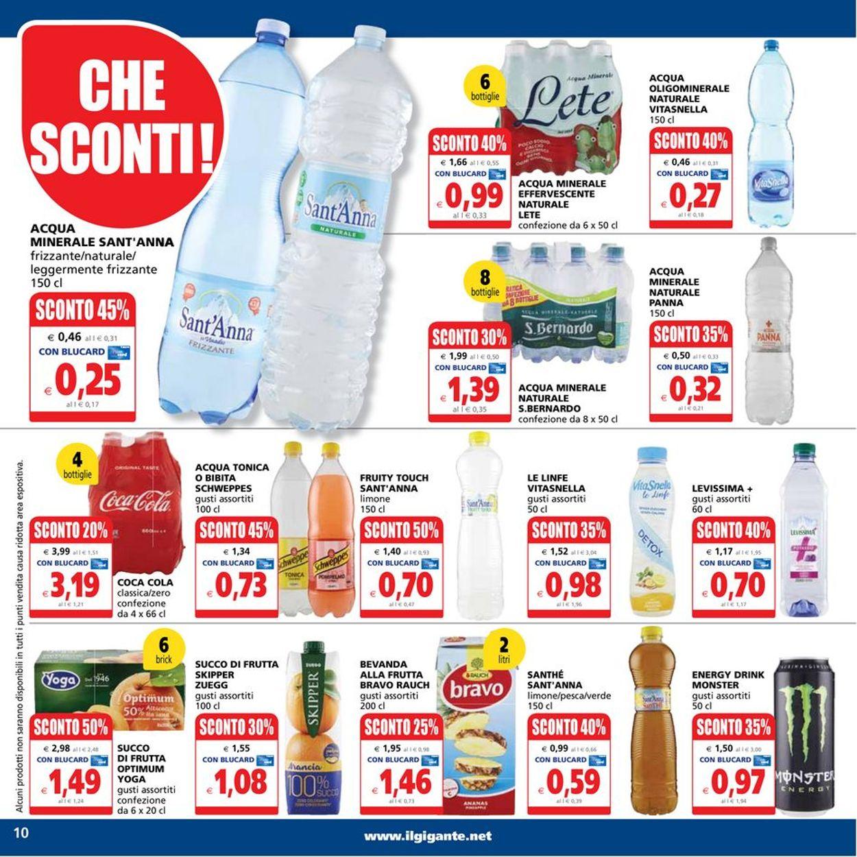 Volantino Il Gigante - Offerte 24/06-04/07/2021 (Pagina 10)