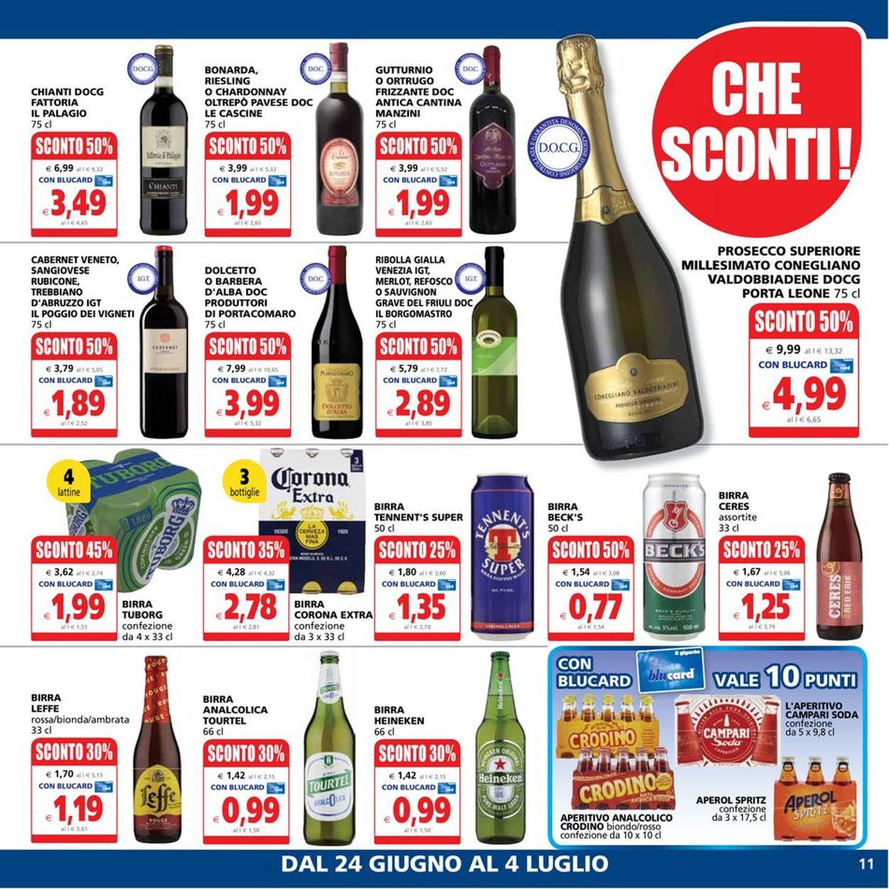 Volantino Il Gigante - Offerte 24/06-04/07/2021 (Pagina 11)