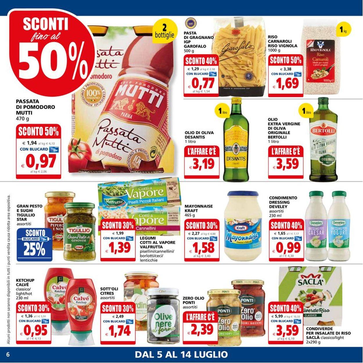Volantino Il Gigante - Offerte 05/07-14/07/2021 (Pagina 6)