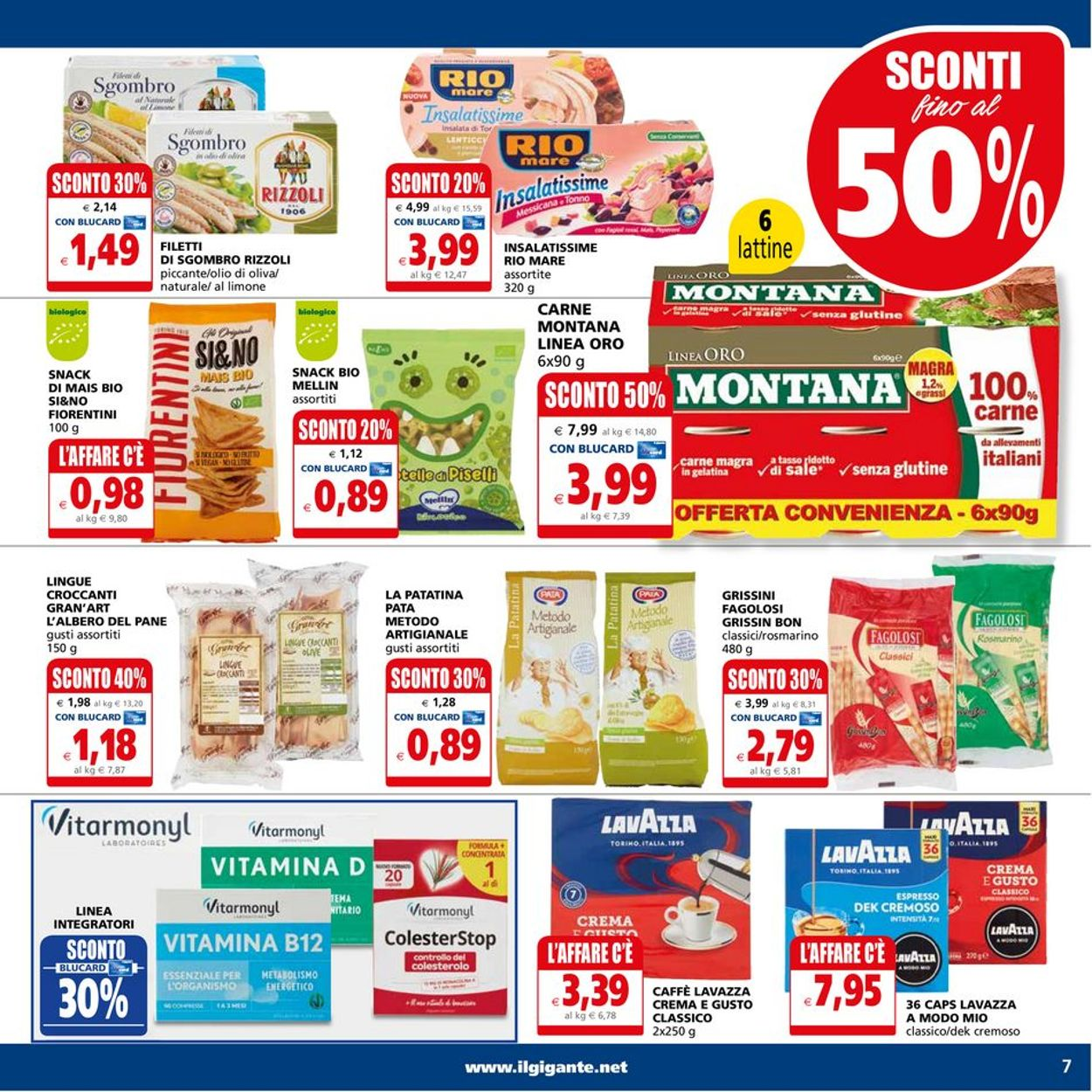 Volantino Il Gigante - Offerte 05/07-14/07/2021 (Pagina 7)