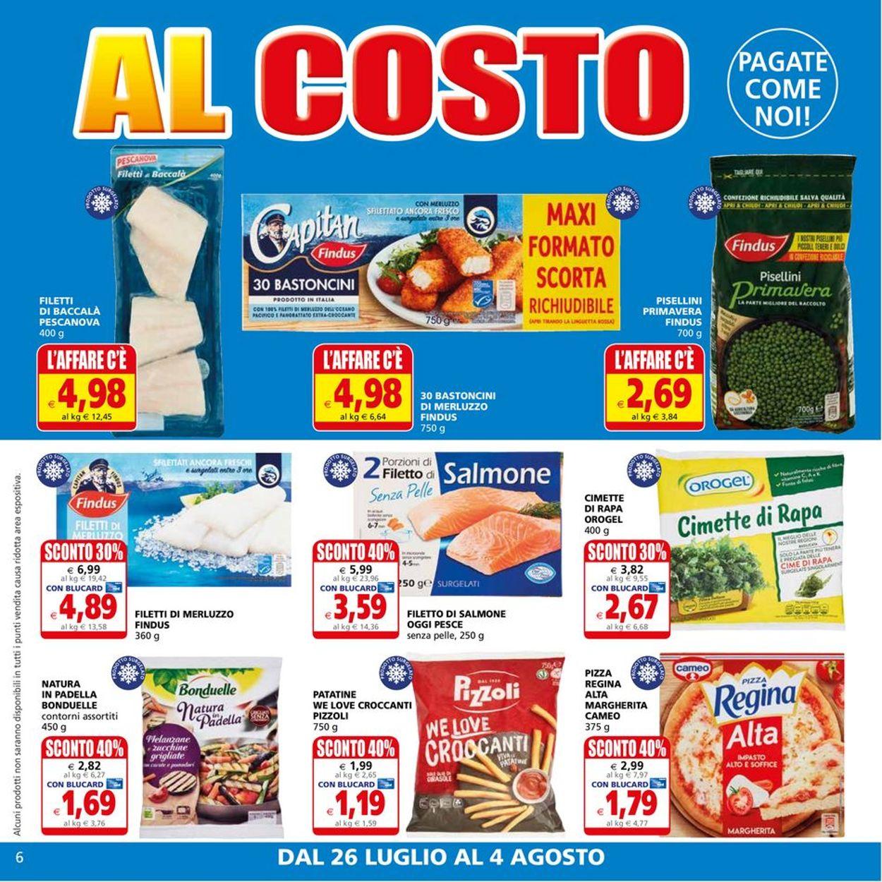 Volantino Il Gigante - Offerte 26/07-04/08/2021 (Pagina 6)