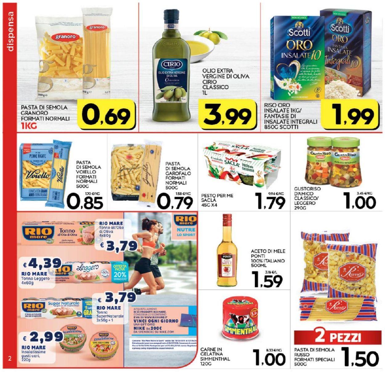 Volantino Interspar - Offerte 16/05-26/05/2019 (Pagina 2)